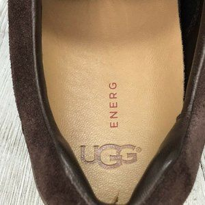 UGG Australia Shoes - Uggs Mens NEW Tread Light Energ Brown Derby